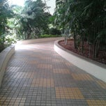 Photo taken at Oasis Food Court by Poornima S. on 8/25/2013