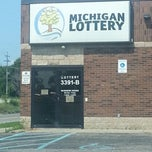 Photo taken at Michigan Lottery Office by Aaron T. on 7/21/2014