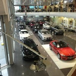 Photo taken at BMW АВТОDOM by Станислав С. on 8/2/2013