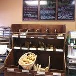 Photo taken at La Tropezienne Bakery by R L. on 9/1/2013