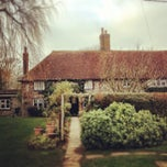 Photo taken at The Cricketers Arms by Harry W. on 1/6/2013
