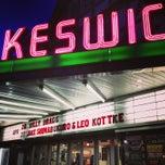 Photo taken at Keswick Theatre by Corinne M. on 4/21/2013
