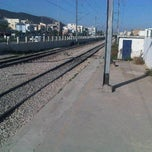 Photo taken at Station Taher Sfar by Marwen T. on 11/21/2012