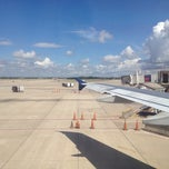 Photo taken at On An Airplane by Ira R. on 10/1/2012