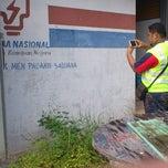 Photo taken at Sekolah Menengah Kebangsaan Padang Saujana by Aqil S. on 3/20/2013