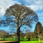 Photo taken at Pencester Park by Kazuhisa Y. on 2/4/2013
