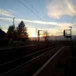 Photo taken at Bahnhof SBB Bettlach by Gert B. on 12/24/2012