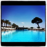 Photo taken at Rixos Premium Belek by NCeylan K. on 5/20/2013