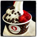 Photo taken at Red Mango by Alejandra N. on 4/5/2013