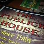 Photo taken at Publick House by Natasha on 1/26/2013