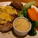 Photo taken at Outback Steakhouse by Dawn C. on 3/16/2013