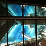 Photo taken at Sport Hotel Hermitage & Spa by Carolina F. on 2/14/2013
