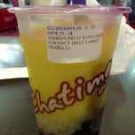 Photo taken at Chatime by Hartz G. on 5/19/2013