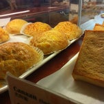 Photo taken at Sheng Kee Bakery by Victor L. on 12/27/2012