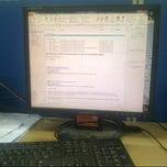 Photo taken at Kideco Development Office by Rendy F. on 4/11/2013