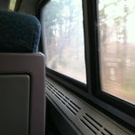 Photo taken at Amtrak Train #94 by Penny N. on 3/1/2013