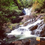 Photo taken at Datanla Waterfall by Наталья Р. on 4/3/2013