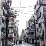 Photo taken at 二条通商店街 by BooNoButa on 2/2/2013