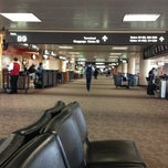 Photo taken at B Terminal - Sky Harbor International Airport by Bryan J. on 11/6/2012