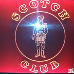 Photo taken at Scotch Club by Burak on 1/26/2013