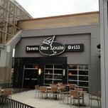 Photo taken at Bar Louie Chattanooga by Aurelio C. on 3/1/2013