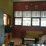 Photo taken at SMKN 4 JAKARTA UTARA by Teguh Rizky K. on 2/8/2013