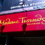 Photo taken at Madame Tussauds Hollywood by Amanda H. on 5/11/2013
