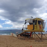 Photo taken at Makena Beach by Afshan Shana T. on 9/17/2014