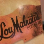 Photo taken at Lou Malnati's Pizzeria by Peggy Buzz T. on 2/7/2014