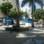 Photo taken at Largo da Segunda-Feira by Gabriel C. on 2/7/2013