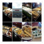 Photo taken at Kumo Japanese Seafood Buffet by Ratar on 5/13/2013