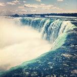 Photo taken at Niagara Falls (Canadian Side) by Bobo C. on 7/29/2013
