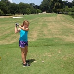 Photo taken at City Park Golf Course by Brenton D. on 8/4/2013
