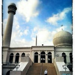 Photo taken at Masjid Agung Al-Azhar by anthoni.morris on 2/3/2013