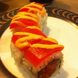 Photo taken at Teharu Sushi by Angela S. on 1/11/2012