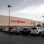 Photo taken at Super Target by Chad D. on 7/3/2012