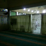 Photo taken at Surau Al-Madani Jalan 3 by zara r. on 9/9/2012