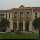 Photo taken at Santa Barbara High School by Cuca A. on 10/18/2011