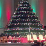 Photo taken at First Baptist Church Of New Port Richey by Glenn P. on 12/7/2011