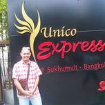 Photo taken at Unico Express by dutakelantan b. on 5/29/2012