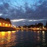 Photo taken at La Seine by Fabulous on 8/21/2012