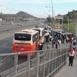 Photo taken at Paradero de Buses Colón by Patricio A. B. on 9/25/2011
