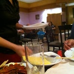 Photo taken at Restaurante Palacio de Oriente by Sonsoles M. on 8/24/2011