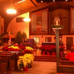 Photo taken at St. Matthew The Apostle  Church by Christine on 12/22/2011