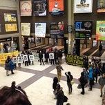Photo taken at UWM Student Union by Biggz 4. on 3/29/2012