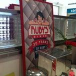 Photo taken at Ruby's Diner by Carolina on 7/1/2012