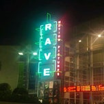 Photo taken at Rave Motion Pictures by John C. on 10/2/2011