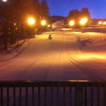 Photo taken at Cranmore Mountain Resort by Mark M. on 1/15/2012