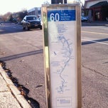 Photo taken at 60 Bus Stop by Thomas Z. on 11/18/2011