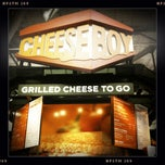 Photo taken at Cheeseboy: Grilled Cheese To Go by Sousou B. on 4/5/2012